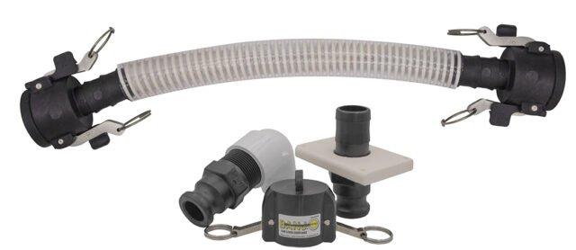 Tuna Tube Case Water Supply Kit